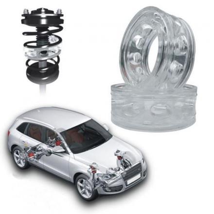 Автобаферы - межвитковые проставки для увеличения клиренса и защиты подвести